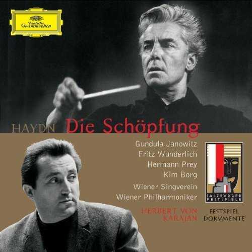 Karajan: Haydn - Die Schöpfung, 1965 (2 CD, FLAC)