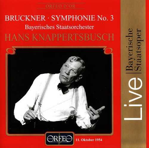 Knappertsbusch: Bruckner - Symphony no.3 (APE)
