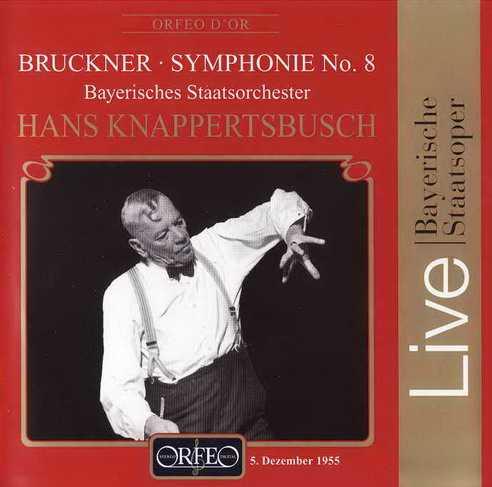 Knappertsbusch: Bruckner - Symphony no.8 (APE)