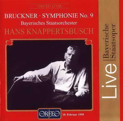 Knappertsbusch: Bruckner - Symphony no.9 (APE)