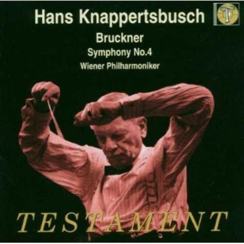 Knappertsbusch: Bruckner - Symphony no.4 (FLAC)
