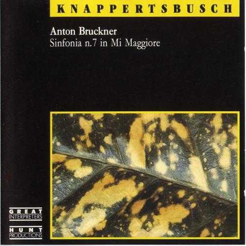 Knappertsbusch: Bruckner - Symphony no.7 (FLAC)