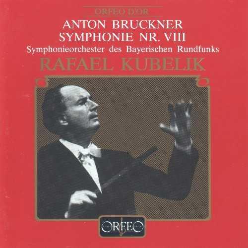 Kubelik: Bruckner - Symphony no.8 (FLAC)