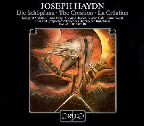 Kubelik: Haydn - Die Schöpfung (2 CD, FLAC)
