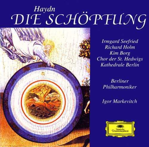 Markevitch: Haydn - Die Schöpfung (2 CD, FLAC)
