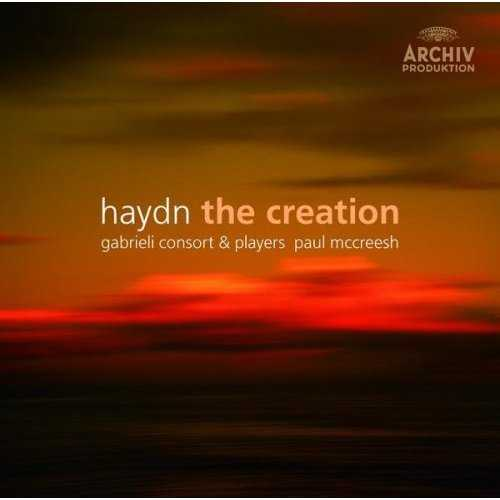 McCreesh: Haydn - Die Schöpfung (2 CD, FLAC)