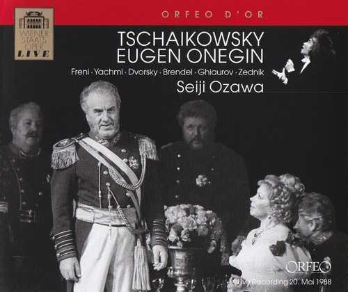 Ozawa: Tchaikovsky - Eugene Onegin, 1988 (2 CD, FLAC)