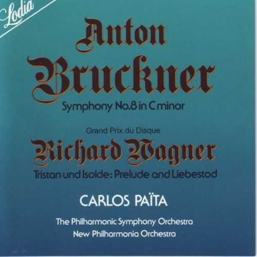 Paita: Bruckner - Symphony no.8, Wagner - Tristan und Isolde Prelude (2 CD, FLAC)