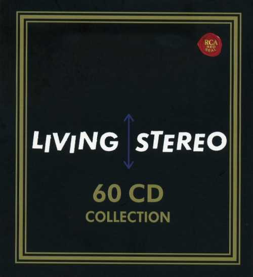 RCA Living Stereo 60 CD Collection (60 CD box set, FLAC)