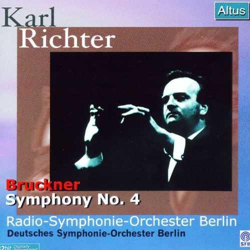 Richter: Bruckner - Symphony no.4 (FLAC)