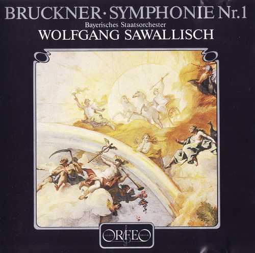 Sawallisch: Bruckner - Symphony no.1 (APE)
