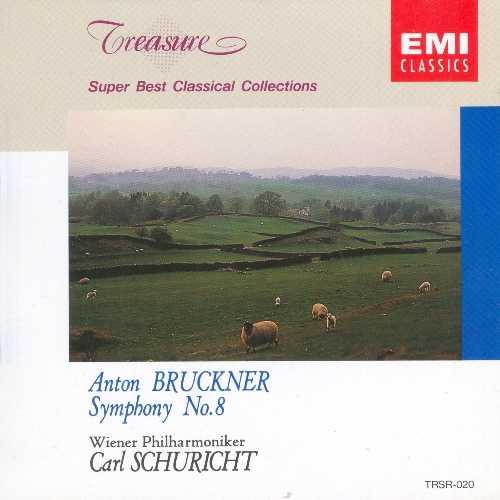Schuricht: Bruckner - Symphony no.8 (APE)