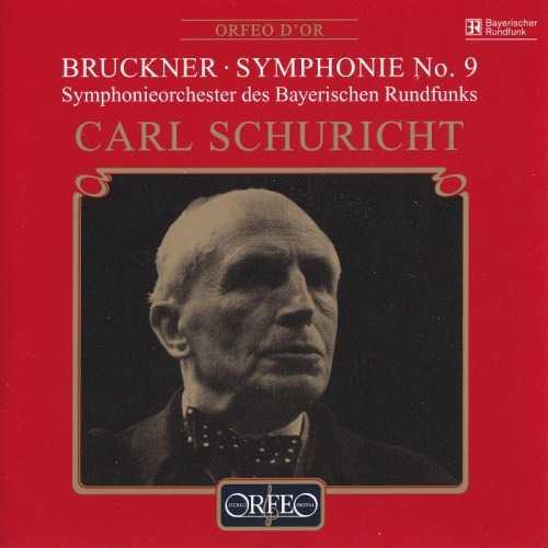 Schuricht: Bruckner - Symphony no.9 (FLAC)