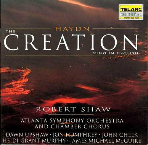Shaw: Haydn - Die Schöpfung (2 CD, FLAC)