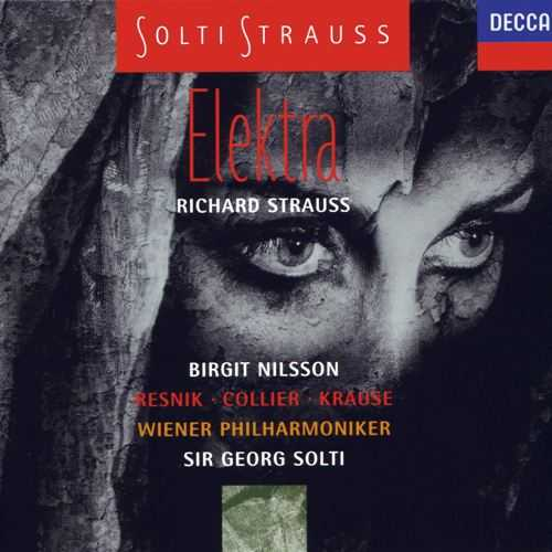 Solti: Strauss - Elektra, 1967 (2 CD, FLAC)