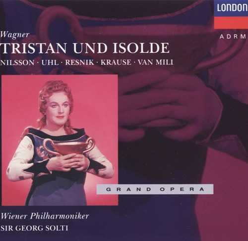 Solti: Wagner - Tristan und Isolde (4 CD, FLAC)