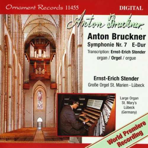 Stender: Bruckner - Symphony no.7 (WV)