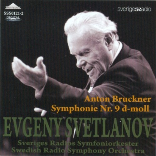 Svetlanov: Bruckner - Symphony no.9 (APE)