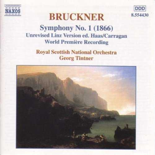 Tintner: Bruckner - Symphony no.1 (3 CD, FLAC)