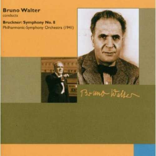 Bruno Walter Conducts Bruckner Symphony no.8 (APE)