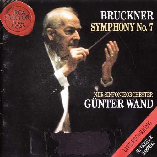 Wand: Bruckner - Symphony no.7 (FLAC)