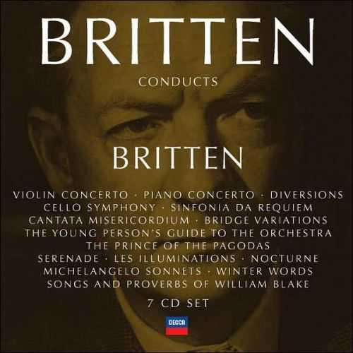 Britten Conducts Britten Vol.4 (7 CD box set, FLAC)