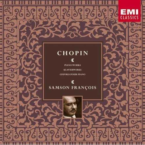 PIANO : vos dix interprétations pour l'île déserte - Page 2 Samson_francois_chopin_piano_works