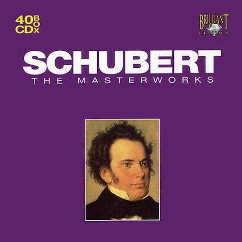 Schubert - The Masterworks (40 CD boxset, FLAC)