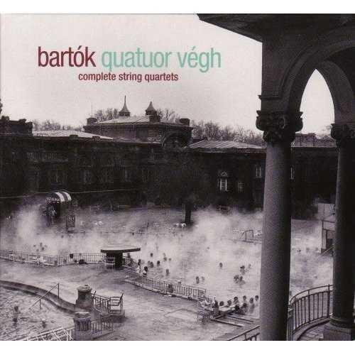 Vegh Quartet: Bartok - Complete String Quartets (3 CD, FLAC)