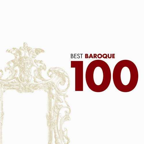 100 Best Baroque (6 CD box set, FLAC)