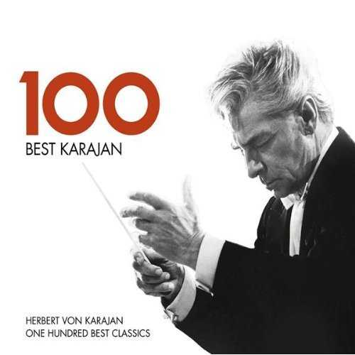 100 Best Karajan (6 CD box set, FLAC)