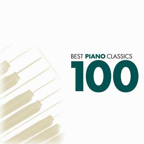 100 Best Piano Classics (6 CD box set, FLAC)