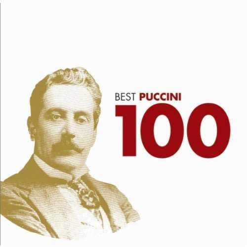 100 Best Puccini (6 CD box set,  FLAC)