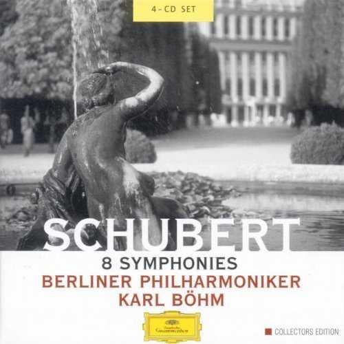 Bohm: Schubert - 8 Symphonies (4 CD box set, APE)