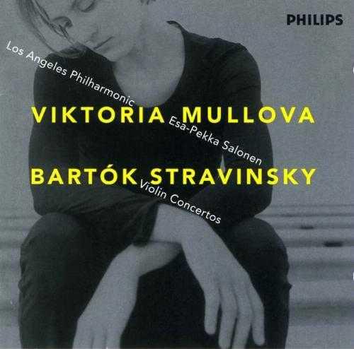 Mullova: Bartok, Stravinsky - Violin Concertos (APE)