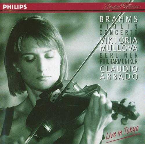 Mullova: Brahms - Violin Concerto, Live in Tokyo (APE)