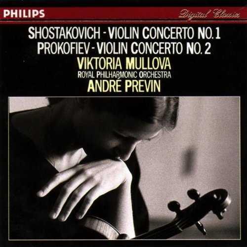 Mullova: Shostakovich, Prokofiev - Violin Concertos (APE)