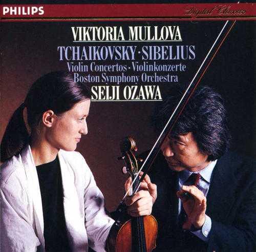 Mullova: Tchaikovsky, Sibelius - Violin Concertos (APE)