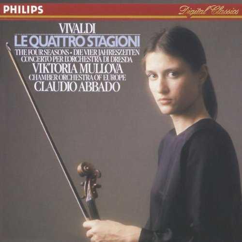 Mullova: Vivaldi - Le Quatro Stagioni (APE)