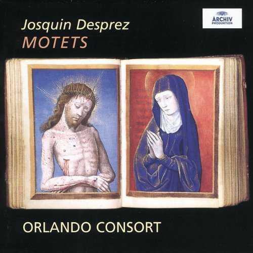 Orlando Consort: Desprez - Motets (APE)