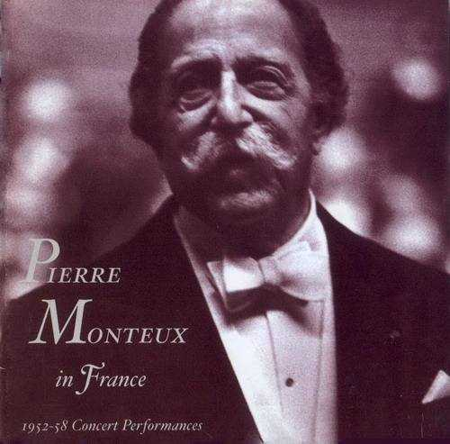 Pierre Monteux in France (8 CD box set, FLAC)