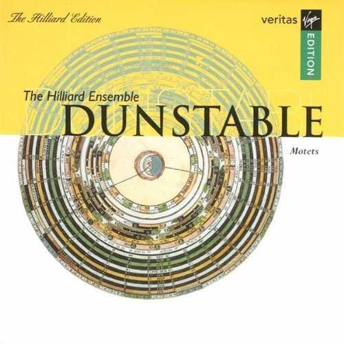 The Hilliard Ensemble: Dunstable - Motets (APE)