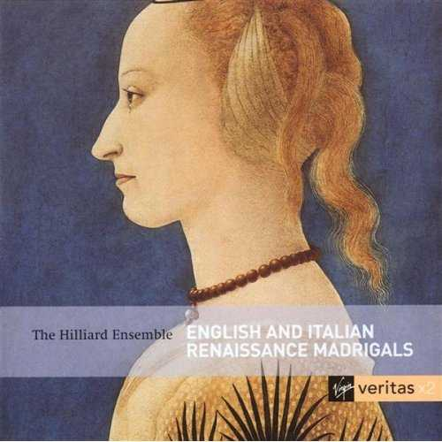The Hilliard Ensemble: English and Italian Renaissance Madrigals (2 CD, APE)