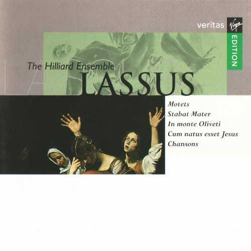 The Hilliard Ensemble: Lassus - Motets and Chansons (APE)