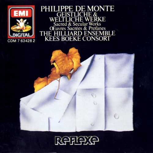 The Hilliars Ensemble, Kees Boeke Consort: De Monte - Sacred and Secular Works (APE)
