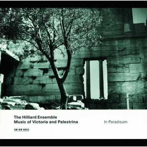 The Hilliard Ensemble: Music of Victoria and Palestrina (APE)