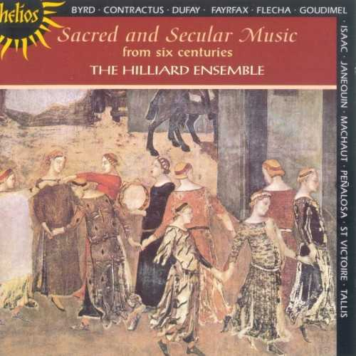 The Hilliard Ensemble: Sacred and Secular Music from Six Centuries (APE)