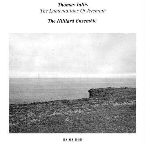 The Hilliard Ensemble: Tallis - Lamentations of Jeremiah (APE)