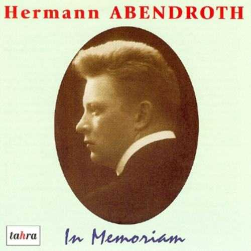 Hermann Abendroth - In Memoriam (2 CD, APE)