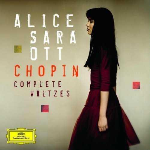 Alice Sara Ott: Chopin - Complete Waltzes (FLAC)